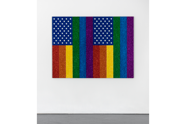 hq14-jh8196p-two-rainbow-american-flags-for-jasper-in-the-style-of-the-artists-boyfriend-med